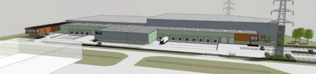 Uitbreiding transportbedrijf DKS Logistic Service