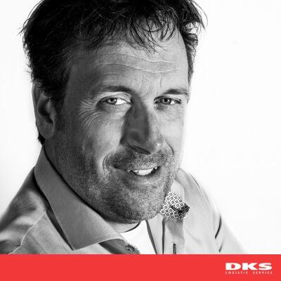 Paul Dalm Directeur DKS Logistic Service